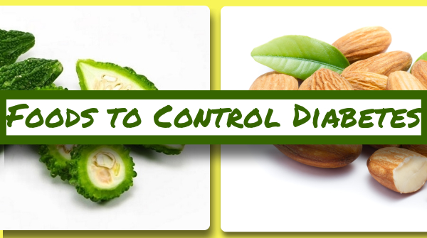 List of foods for diabetic patients
