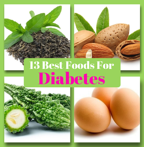 foods for diabetes control