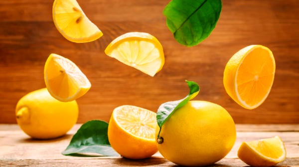 lemon juice for high uric acid