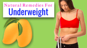 5 Miracle home remedies for underweight