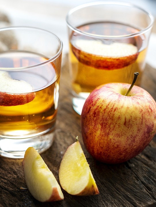 apple-cider vinegar for age spots
