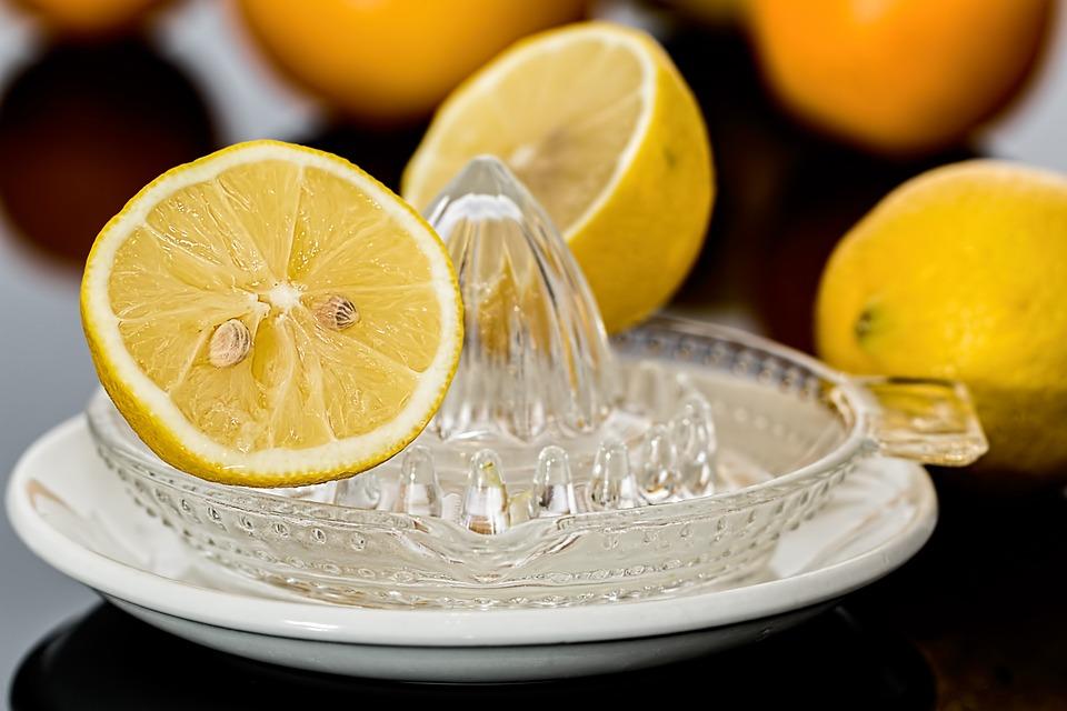lemon juice for age spots
