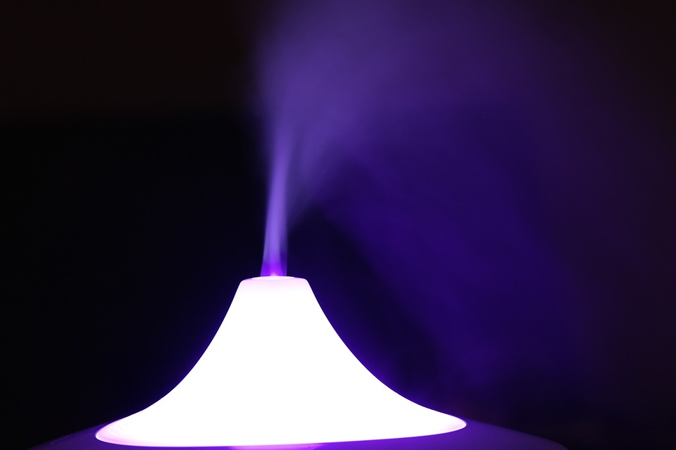 Humidifier for cough