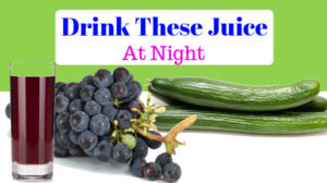 4 Best bedtime drink for weight loss | with simple recipe