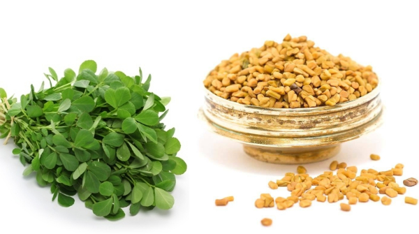 Fenugreek Soaked Water for weight loss