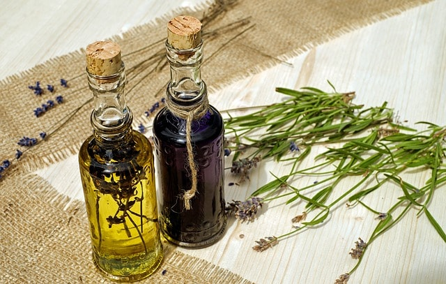 lavender oil for hair loss