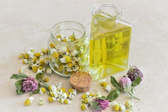 chamomile oil for hair growth