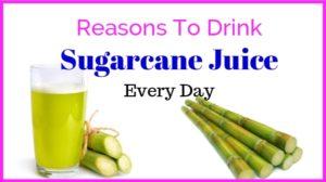 Fresh sugarcane juice benefits for your health.
