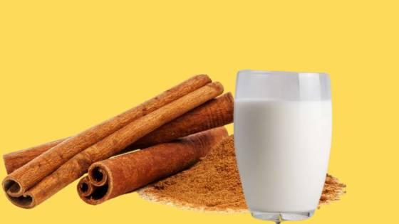 benefits of drinking cinnamon milk at night
