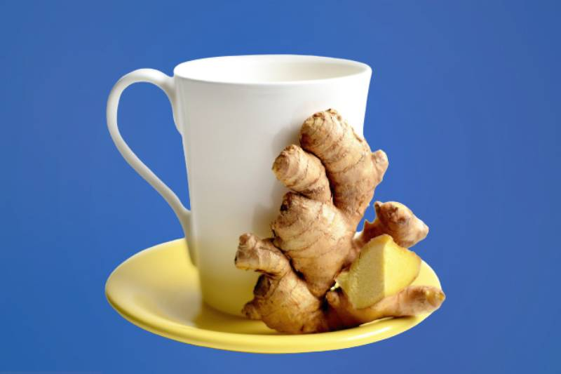 Ginger tea proven benefits for health